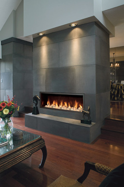 Town U0026 Country Re Defines The Wide Screen Category Of Fireplaces With This  Breathtaking View Of Deep, Generous Flame. The Wide Screen WS54 Makes A  Statement ...
